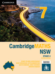 Cambridge Maths Stage 4 NSW 2nd Ed Year 7 9781108466219