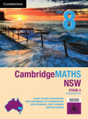Cambridge Maths Stage 4 NSW Year 8 9781108466271