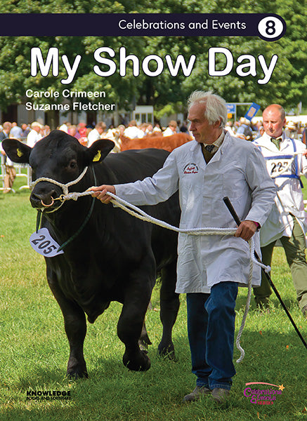 My Show Day 9781922370211