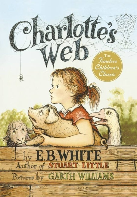 Charlotte's Web (50th Anniversary Edition) 9780141316048