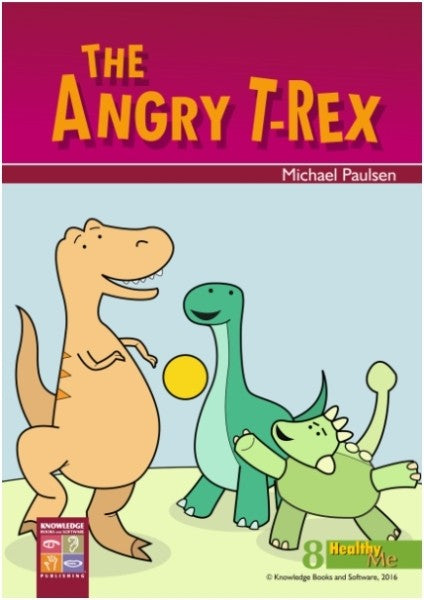 Angry T-Rex, The 9781925398250