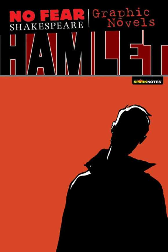 Hamlet (No Fear Shakespeare Graphic Novels) 9781411498730