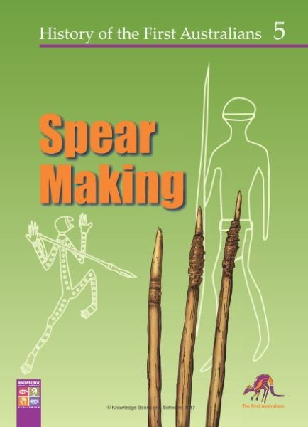 Spear Making 9781925398748