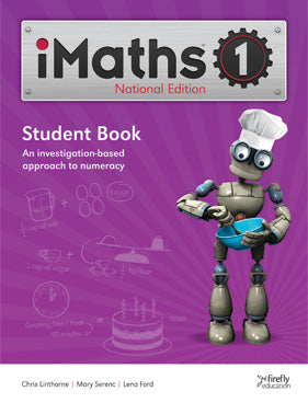 iMaths Student Book 1 9781741351767