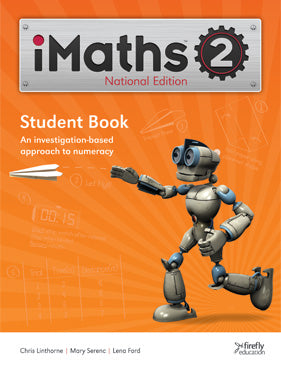 iMaths Student Book 2 9781741351774
