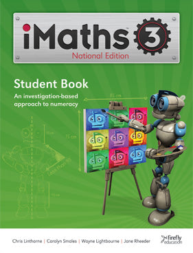 iMaths Student Book 3 9781741351781