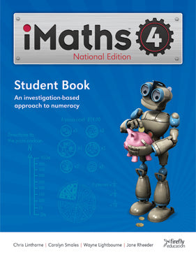 iMaths Student Book 4 9781741351798