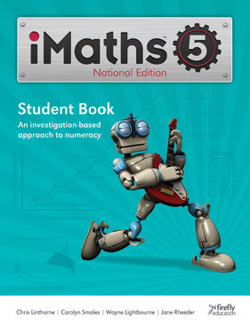 iMaths Student Book 5 9781741351804