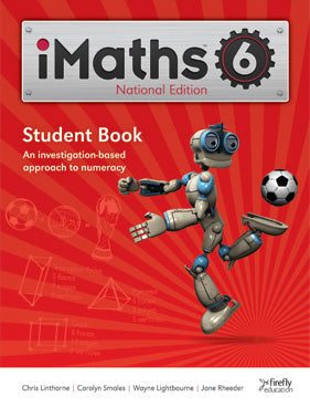 iMaths Student Book 6 9781741351811