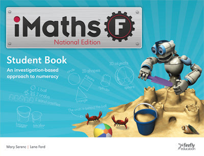iMaths Student Book Foundation 9781741351750