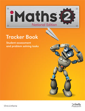 iMaths Tracker Book 2 9781741351835