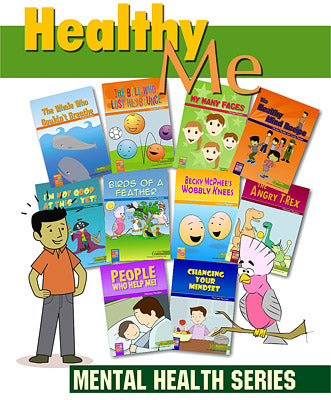 Healthy Me! Mental Health Series Value Pack HMMHVP