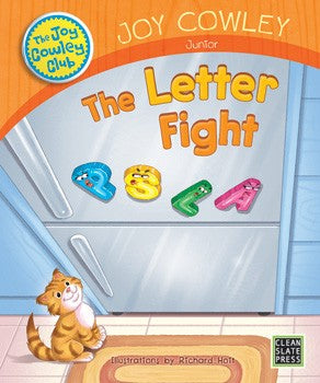 The Letter Fight (Big Book) 9781927185551