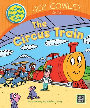The Circus Train (Small Book) 9781927185490