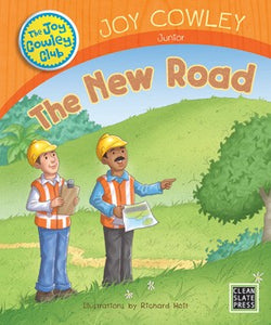 The New Road (Small Book) 9781927185384