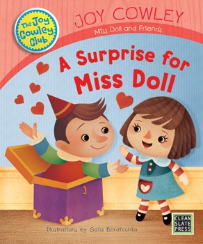 A Surprise for Miss Doll (Small Book) 9780927244527