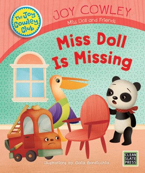 Miss Doll is Missing (Big Book) 9780927244671