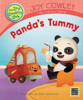 Panda's Tummy (Big Book) 9780927244688