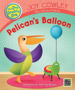Pelican's Balloon (Big Book) 9780927244664