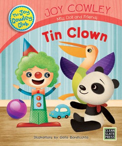Tin Clown (Small Book) 9780927244558