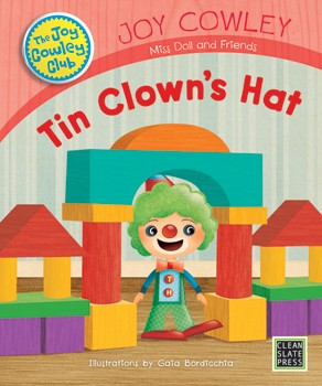 Tin Clown's Hat (Small Book) 9780927244565