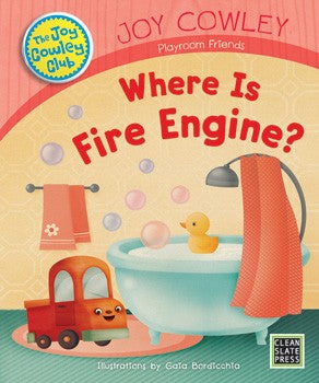 Where is Fire Engine? (Small Book) 9780927244572