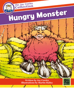 Hungry Monster (Big Book) 9781877499197