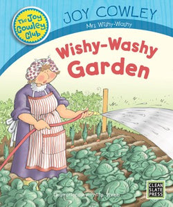 Wishy-Washy Garden (Small Book) 9781927185322
