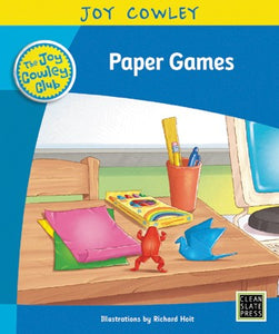 Paper Games (Small Book) 9781927130346