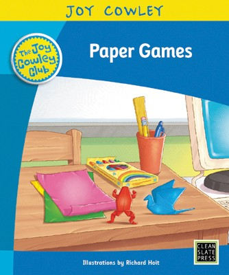 Paper Games (Big Book) 9781927130353