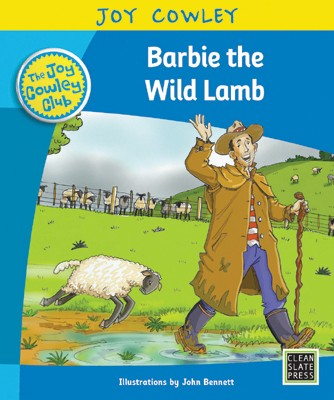 Barbie the Wild Lamb (Big Book) 9781927130650