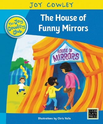 The House of Funny Mirrors (Big Book) 9781927130391
