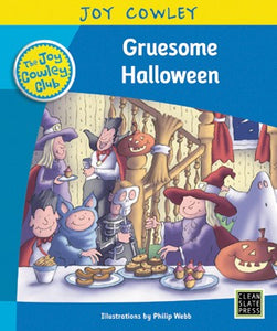 Gruesome Halloween (Small Book) 9781927130445