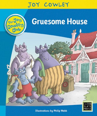 Gruesome House (Big Book) 9781927130476