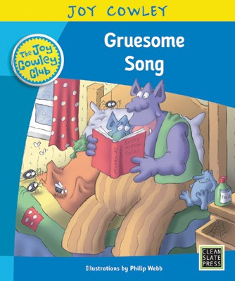 Gruesome Song (Big Book) 9781927130490