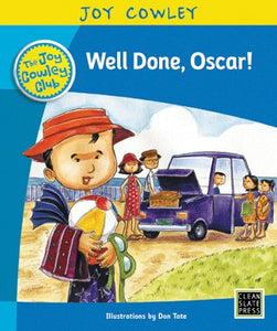 Well Done, Oscar! (Big Book) 9781927130612