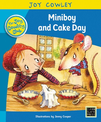 Miniboy and Cake Day (Big Book) 9781927130513