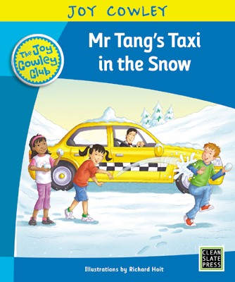 Mr Tang's Taxi in the Snow (Small Book) 9781927130803