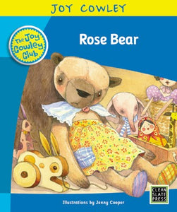 Rose Bear (Small Book) 9781927130902