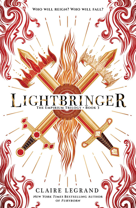 Lightbringer: The Empirium Trilogy Book 3
