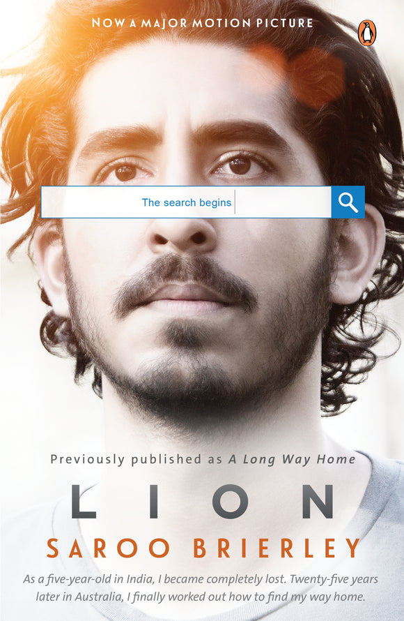 Lion: A Long Way Home 9780143572305