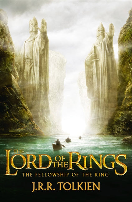 Lord of the Rings, Part 1: The Fellowship Of The Ring [Film Tie-In Edition] 9780007488315