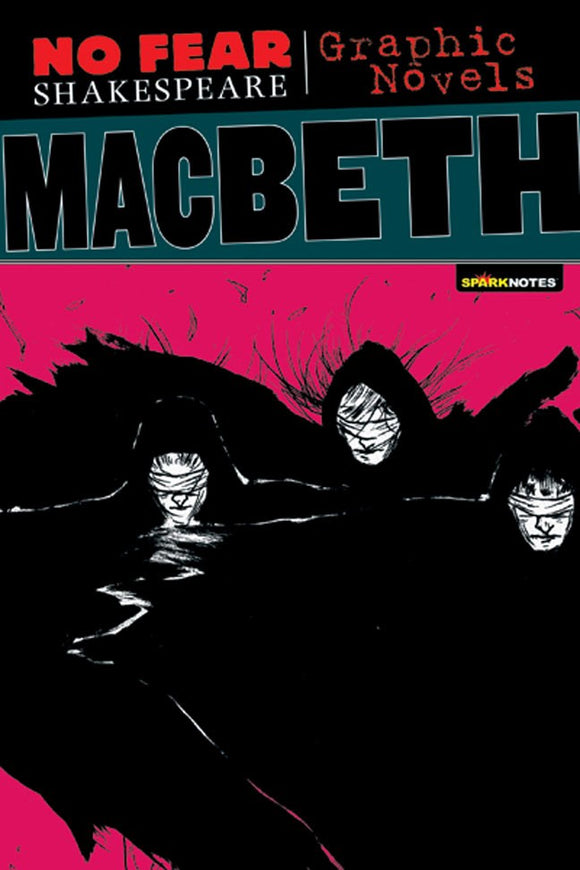 Macbeth (No Fear Shakespeare Graphic Novels) 9781411498716