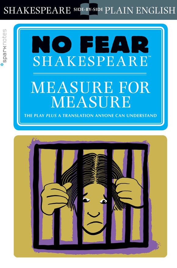 Measure for Measure (No Fear Shakespeare) 9781454928041