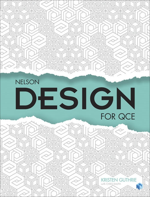 Nelson Design QCE Unit 1-4 Student Book with 1 Access Code for 26 Months 9780170419918