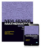 New Senior Mathematics Extension 2 Year 12 Student Book with eBook 9781488618314