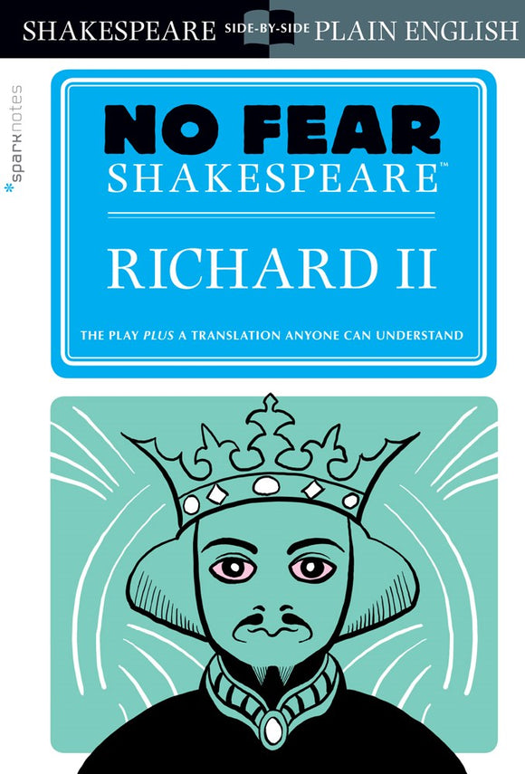 Richard II (No Fear Shakespeare) 9781454928058