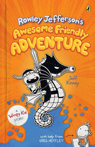 Rowley Jefferson's Awesome Friendly Adventure 9781760897888
