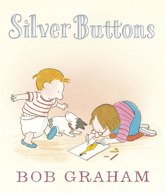 Silver Buttons 9781406342246