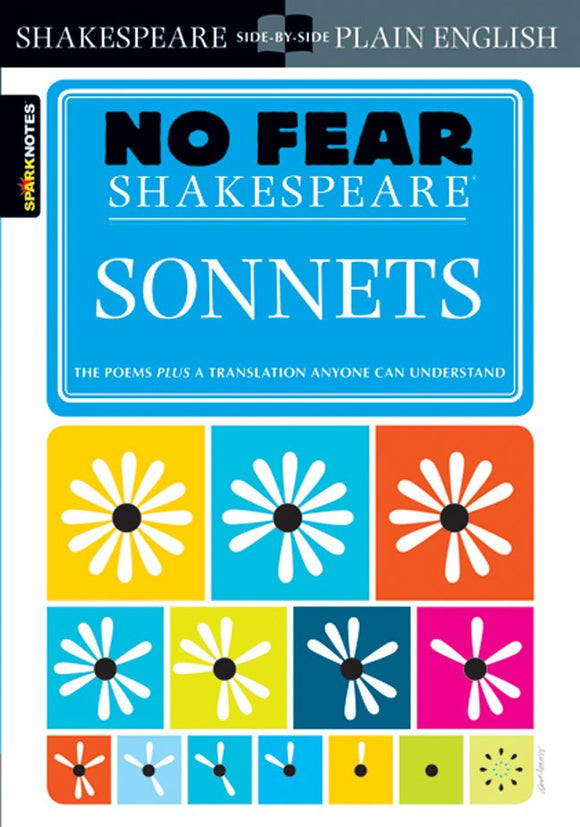 Sonnets (No Fear Shakespeare) 9781411402195